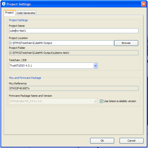 Setting up a GCC/Eclipse toolchain for STM32Nucleo – Part I
