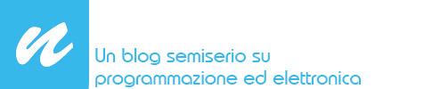 Carmine Noviello – Un blog semiserio su programmazione ed elettronica