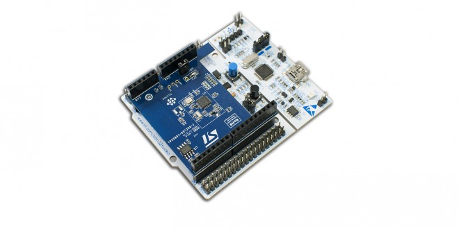 How to use the BlueNRG shield for STM32 Nucleo