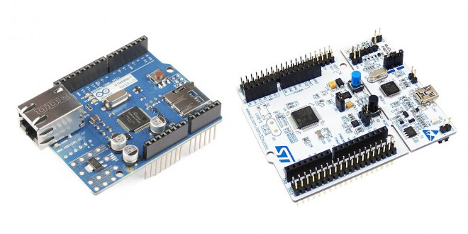 Adding ethernet connectivity to a STM32-Nucleo