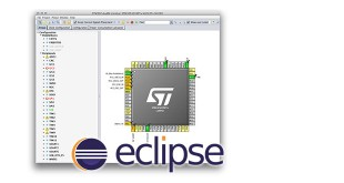 How to quickly import a STM32CubeMX project inside an Eclipse project