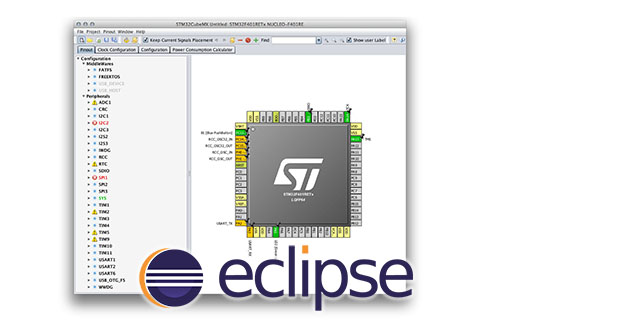 How to quickly import a STM32CubeMX project inside an Eclipse